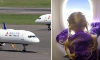 5-Year-Old Girl Flying All by Herself Meets an Unlikely Friend on 4-Hour-Long Flight