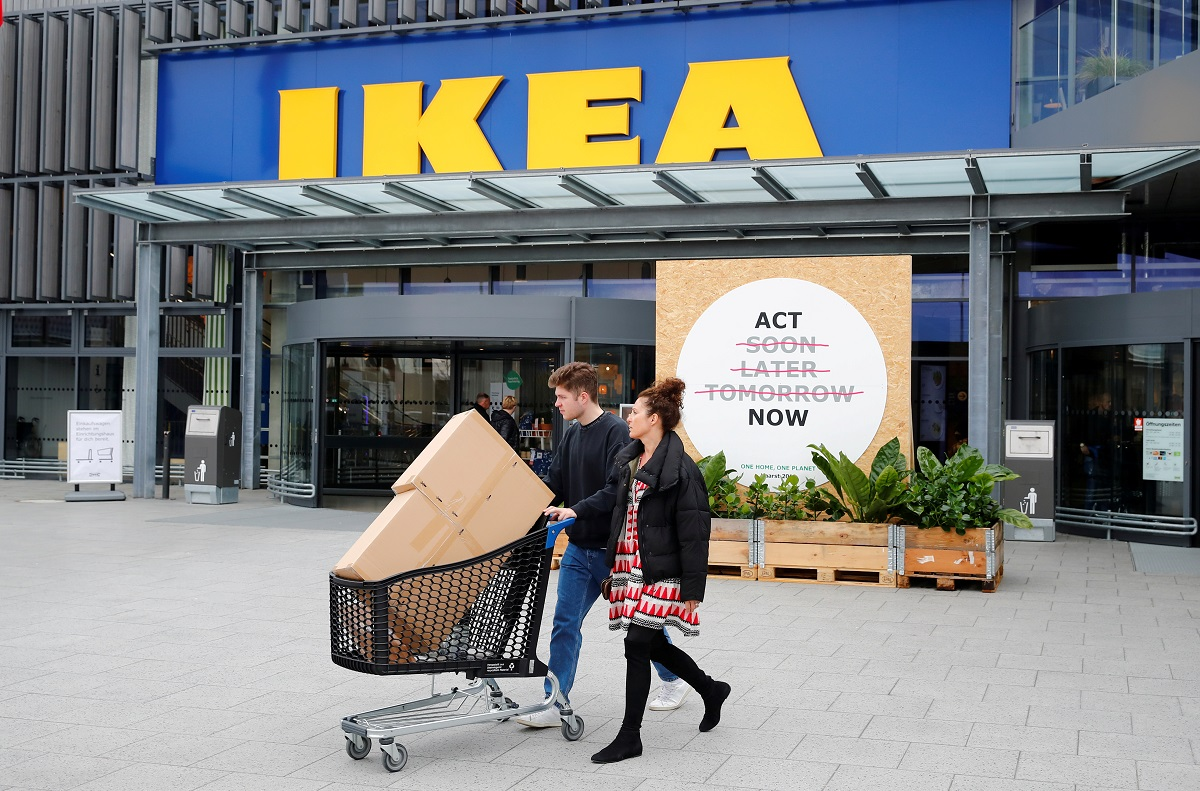 Ikea To Test Furniture Rental In 30 Countries