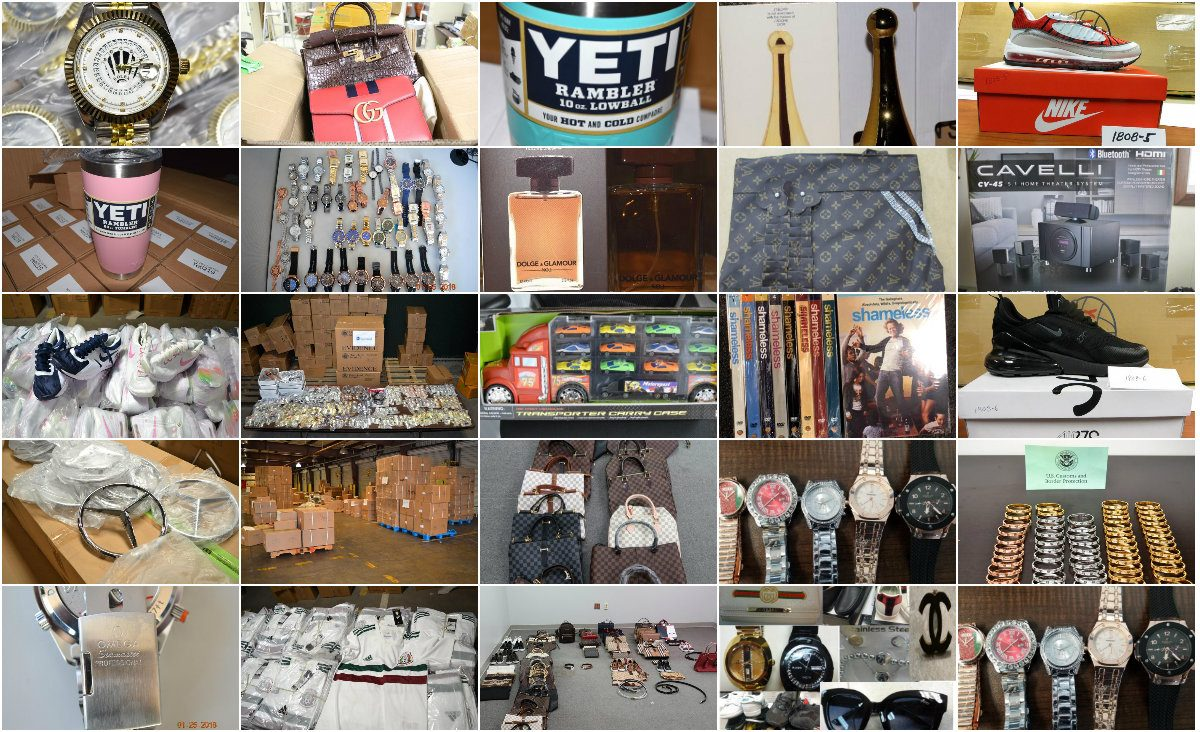 Image result for Amazon, eBay, and Alibaba sell tons of counterfeits. Trump wants them to stop