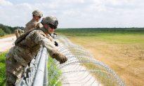 New Border Wall Construction Starts in Texas