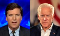 Tucker Says Surprise 'I'm Sorry' To Joe Biden About Eskimo Kisses on National Television