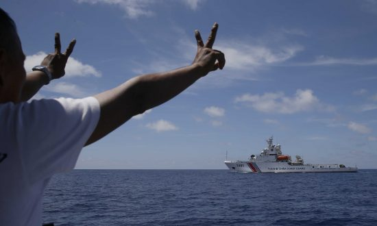 US Envoy Says China Activities Near Philippines 'Of Concern'