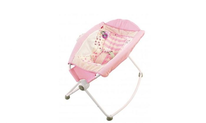 A warning was issued by the U.S. Consumer Product Safety Commission (CPSC) about the Fisher-Price Rock 'N Play sleeper after reports of infant deaths. (CPSC)
