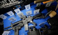 Agency Director Suspended Over Complaint Regarding 'Black Rifles Matter' Sticker