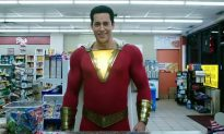 'Shazam!': The DC Universe Expands With Another So-So Franchise