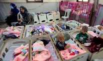 Starved Infants, Wounded Women Crowd Syrian Hospitals After ISIS Defeat