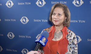 Shen Yun's Messages Inspire CEO to 'See What Is Going on Within the World'