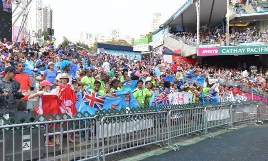 USA Make Quarters Despite Losses While Fiji Show Who is Boss