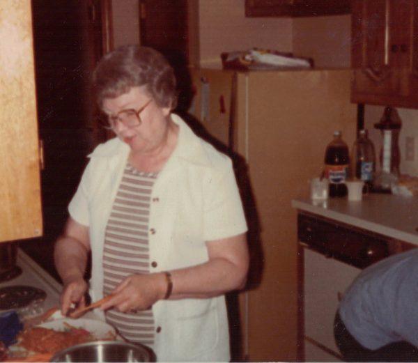 Grace Alexander Grandmother