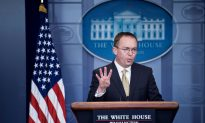 White House: Democrats Will 'Never' See Trump's Tax Returns