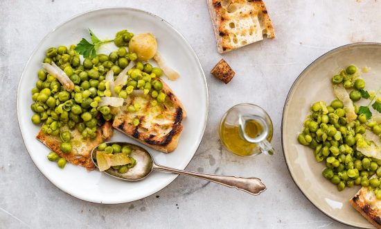A Tuscan Ode to Spring Cooking