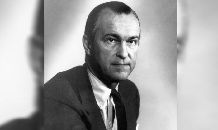 Undated picture of Richard M. Helms. Helms, 89, the quintessential intelligence and espionage officer who joined the Central Intelligence Agency (CIA) at its founding in 1947 and rose through the rands to led it for more than six years, died 22 October 2002 in Washington, D.C. AFP/AFP/Getty Images