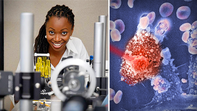 Pioneering Black Woman Physicist Invents Nanotech Treatment That Kills Cancer Cells