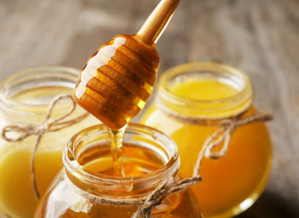 honey replace sugar anti-aging