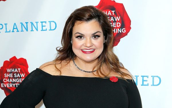 Abby Johnson attends the Unplanned Red Carpet Premiere in Hollywood
