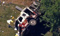 Fire Truck Crash Kills Baby and Parents in Arizona