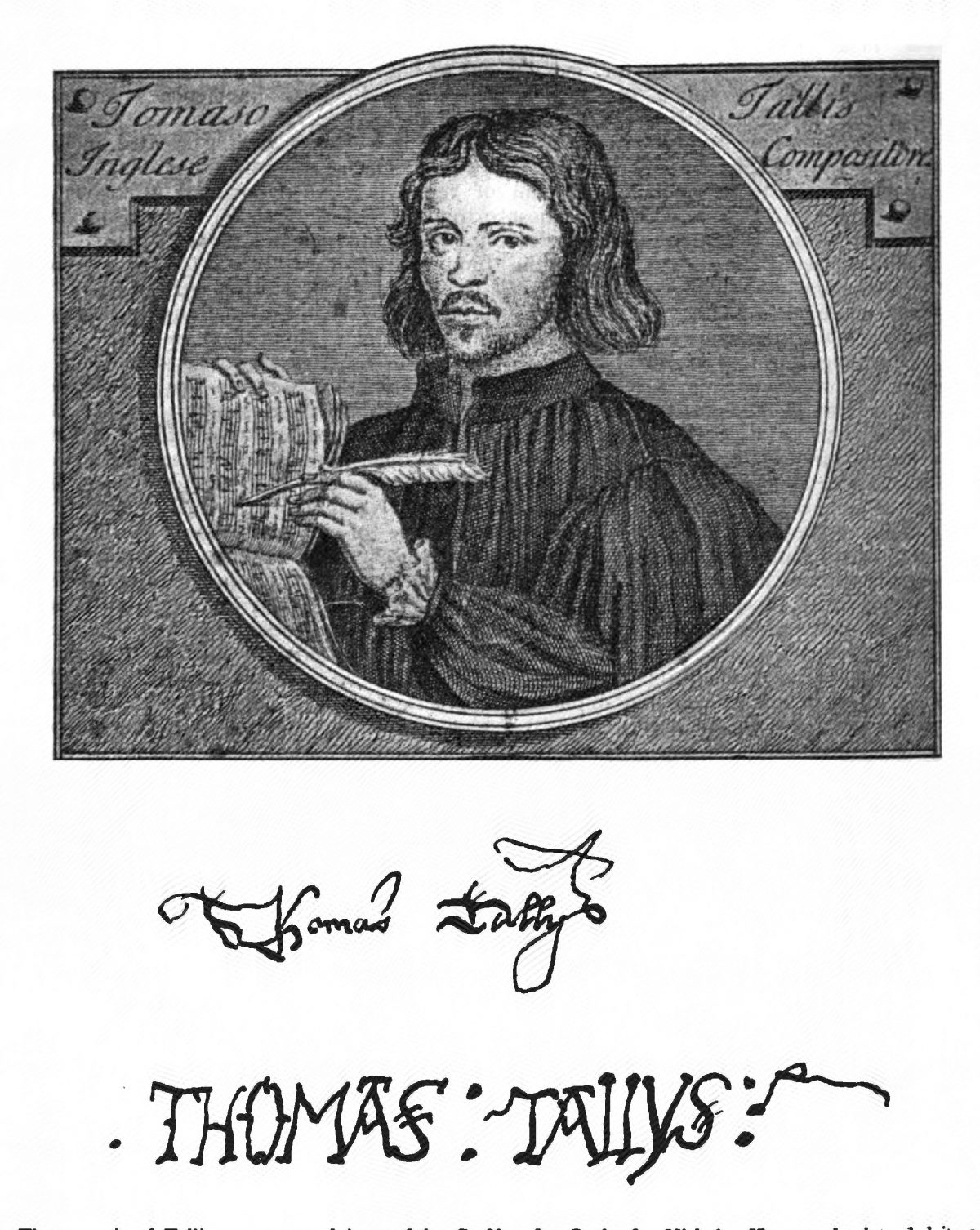 engraving of Thomas_Tallis