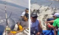 Insane Fishing Moments Caught on Camera
