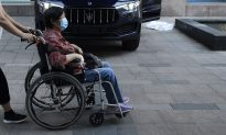 Delivery Man Kicks Elderly Woman to Floor After Elevator Argument