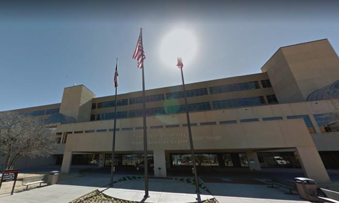 Texas Tech University Health Sciences Center. (Screenshot/Google maps)