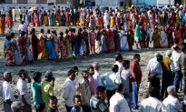 Big Turnout for India's Giant Election, Where Modi Has an Edge