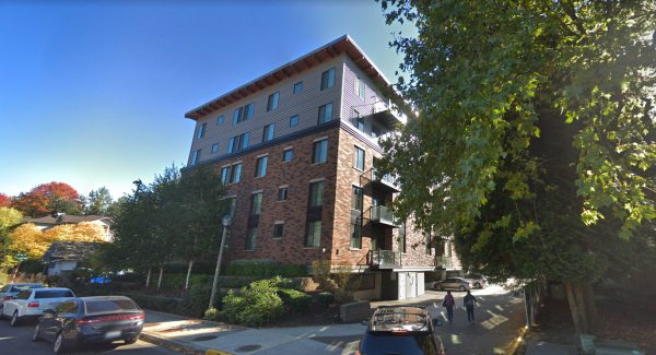 Car breaks toddler's 6-story fall from Washington State apartment complex