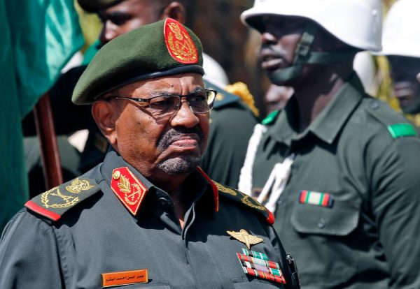 World urges smooth transition in Sudan