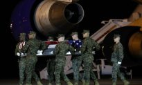 Remains of 3 Marines Killed in Afghanistan Returned to US