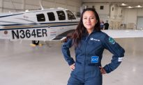 Meet the Female Refugee Who Flew Solo Around the World in a Single-Engine Airplane