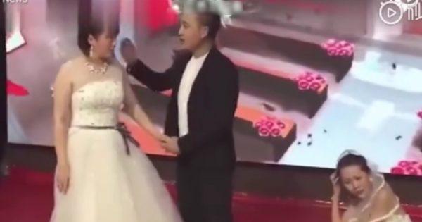 Wedding interrupted