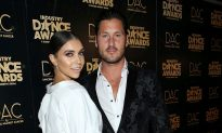 Report: Val Chmerkovskiy and Jenna Johnson of 'Dancing With the Stars' Get Married