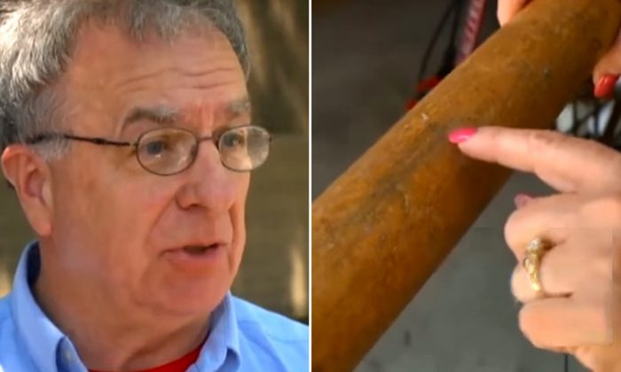 Man Sees $1 Baseball Bat at Garage Sale and Discovers It's Jackie Robinson's