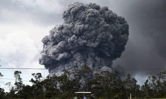 Scientists Monitor Increased Activity at Big Island Volcano