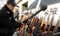 Chinese Regime Set to Start 100-Day Campaign to Crack Down on Illegal Guns
