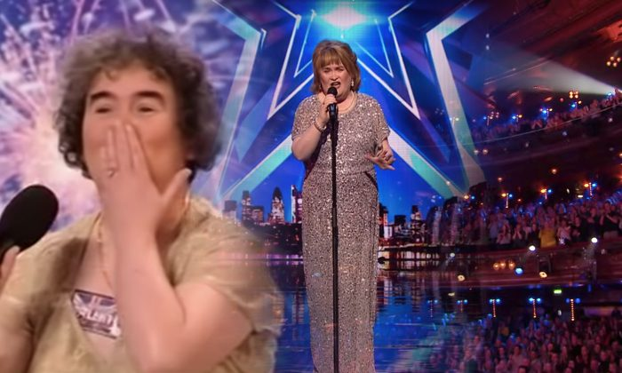 Susan Boyle Makes a Comeback on BGT After 10 Years, Wowing Judges With the Same Song