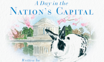 Marlon Bundo's Hop Around Washington