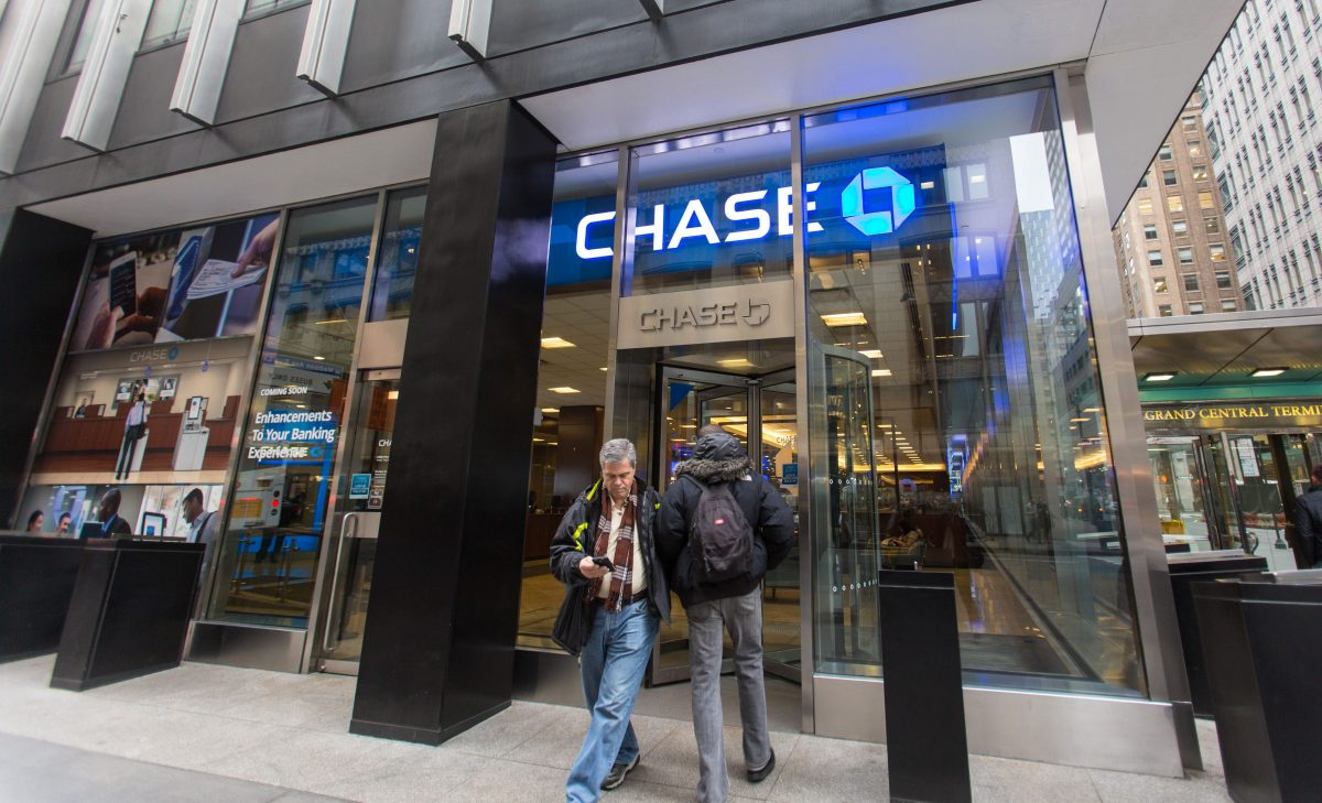 chase bank log inn