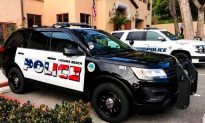 Southern California Town Votes to Keep American Flag Graphic on Police Cars