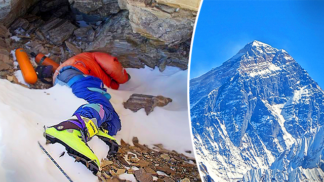 Frozen Climber of Mt. Everest 'Green Boots': The Most Famous Body 'Guidepost,' Before Summit