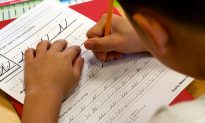 The 'Lost Art' of Cursive Handwriting Is Making a Classroom Comeback