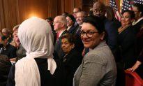 Rep. Rashida Tlaib Says She Feels More Palestinian in Congress Than Anywhere Else