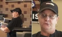 Silver-Haired Workers Are Replacing Teens at Fast Food Joints Across America