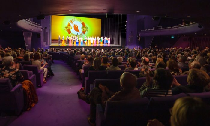 Theater Company Owners Inspired by Shen Yun