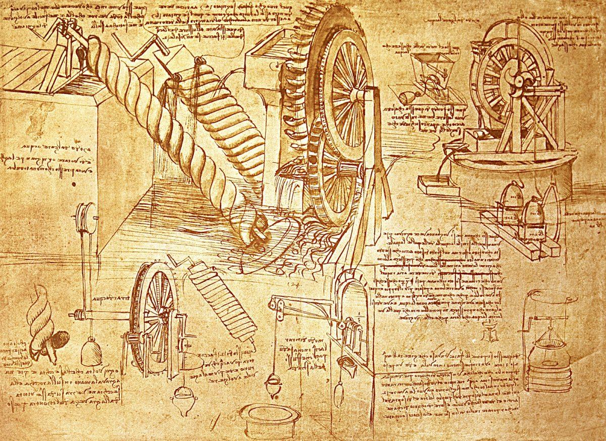 Leonardo-Da-Vinci-invention