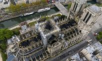 Bells of French Cathedrals Ring in Tribute to Notre Dame