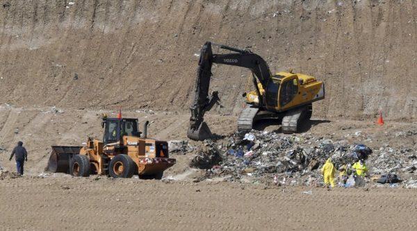 Landfill search for Colorado mom