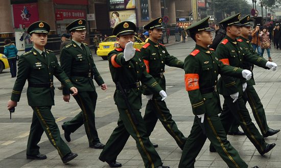 European Lawmakers Ask for Sanctions Against Human Rights Abusers in China