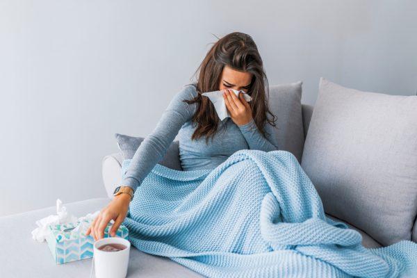 stress more sick days