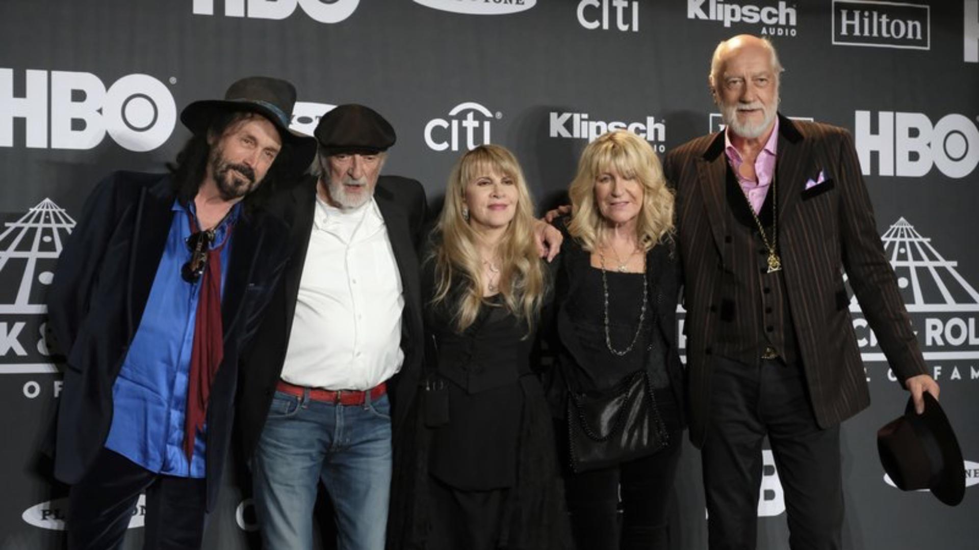 Fleetwood Mac Announces Rescheduled Dates for Tour