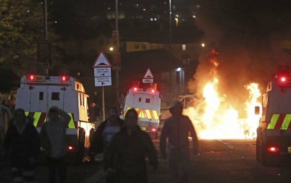 Riots in Ireland 1